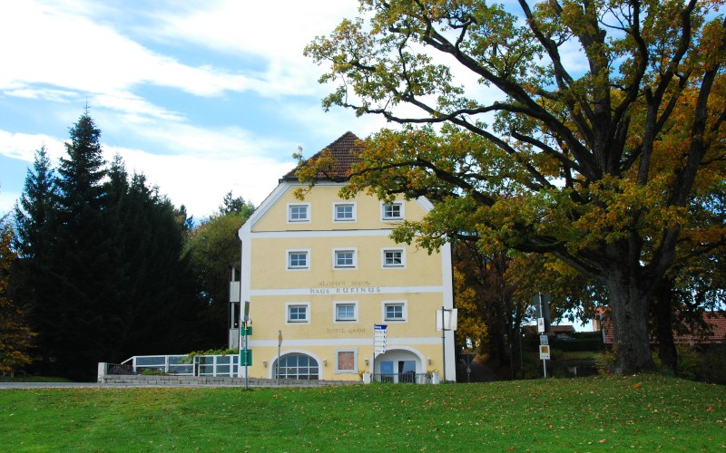 Hotel Rufinus in Seeon